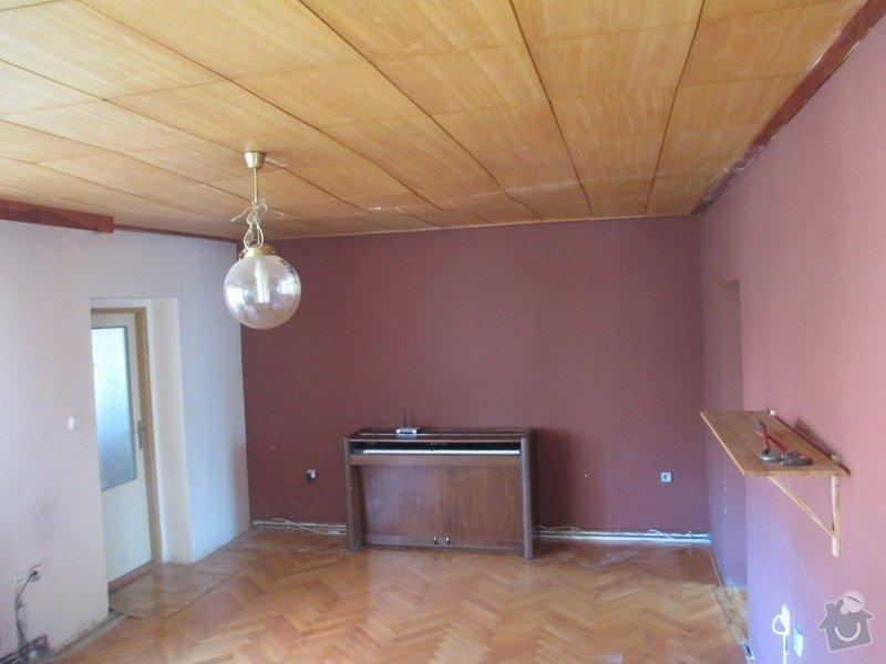Montáž sádrokartonového stropu, vymalování: IMG_0556