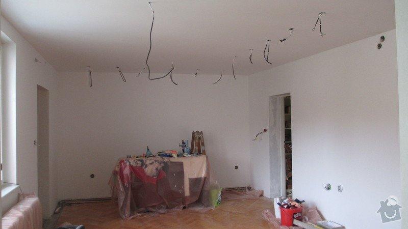 Montáž sádrokartonového stropu, vymalování: IMG_0591