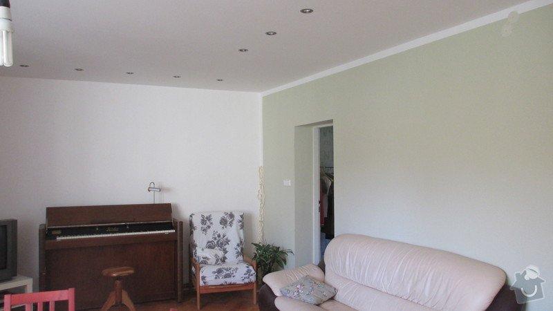Montáž sádrokartonového stropu, vymalování: IMG_0610
