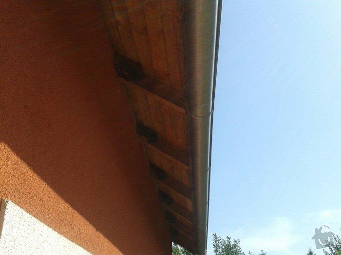 Podbytí krovů cca 40m2: 20130808_105326