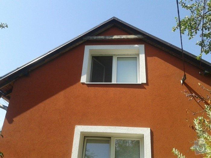 Podbytí krovů cca 40m2: 20130808_105454