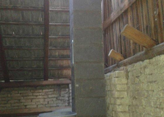 Dodávka a montáž komínu