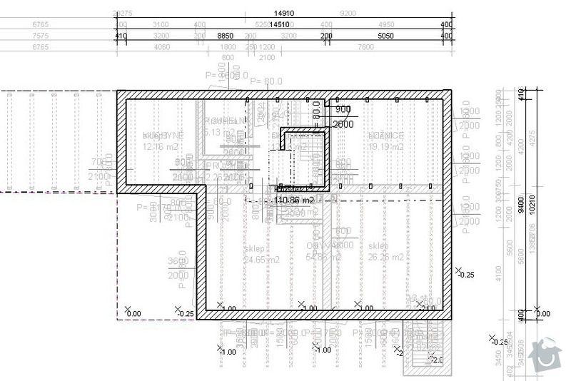 Hrubá stavba RD: _8nika