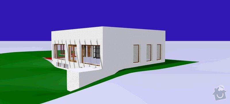 Hrubá stavba RD: 3jihovych