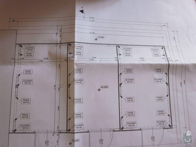 Pokládka střešní krytiny: strecha2