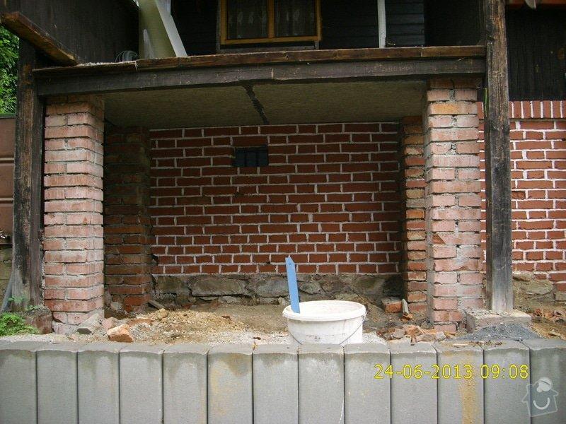 Oprava venkovního schodiště: IMG_0020