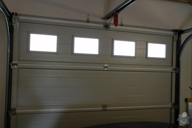 Zateplení garážových vrat: S1240021