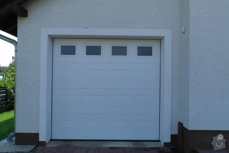 Zateplení garážových vrat: S1240019
