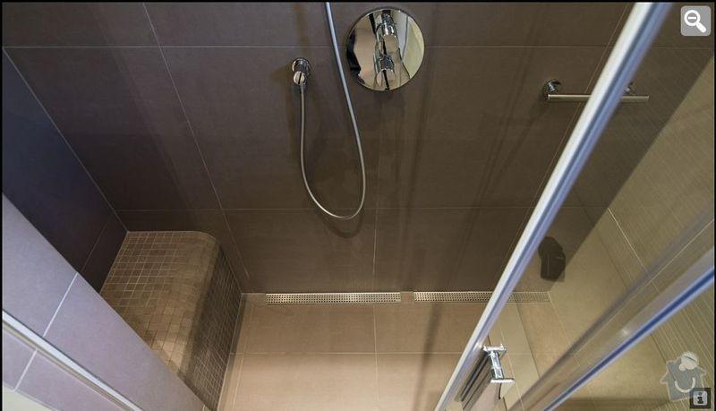 Rekonstrukce koupelny a WC: koupelna2