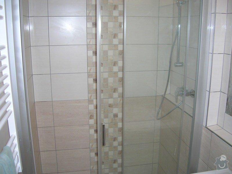 Rekonstrukce koupelny a WC: DSCN5194