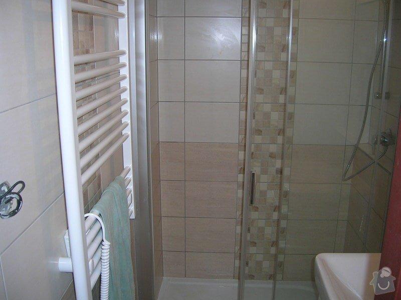 Rekonstrukce koupelny a WC: DSCN5196