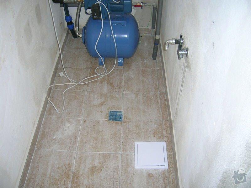 Rekonstrukce koupelny a WC: DSCN5199