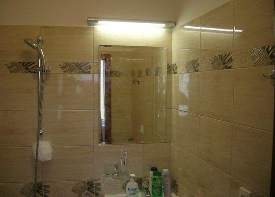 Rekonstrukce koupelny,WC a kuchyně