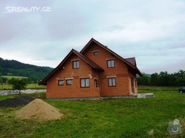 Stavba před dokončení. : 1