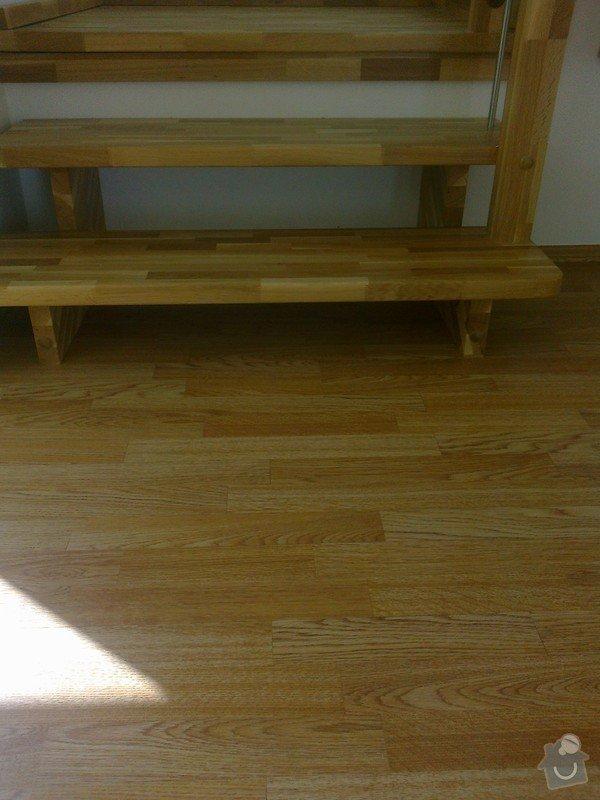 Dodávka a montáž interierových dveří Gerbrich a plovoucích podlah Kronofix dub parketa: Fotografie0247