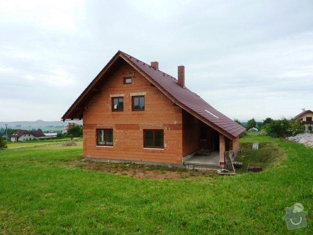 Střešní okna, zeteplení střechy: 3