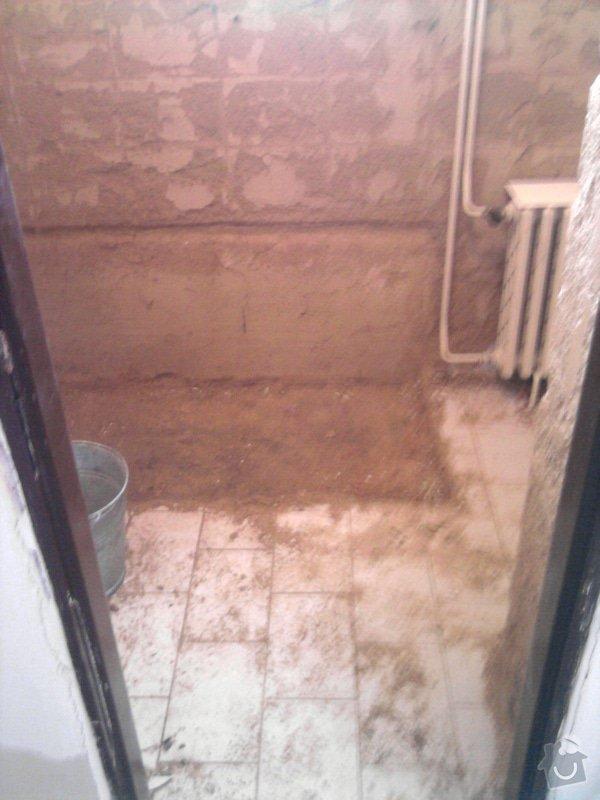 Rekonstrukce koupelny : Fotografie0548