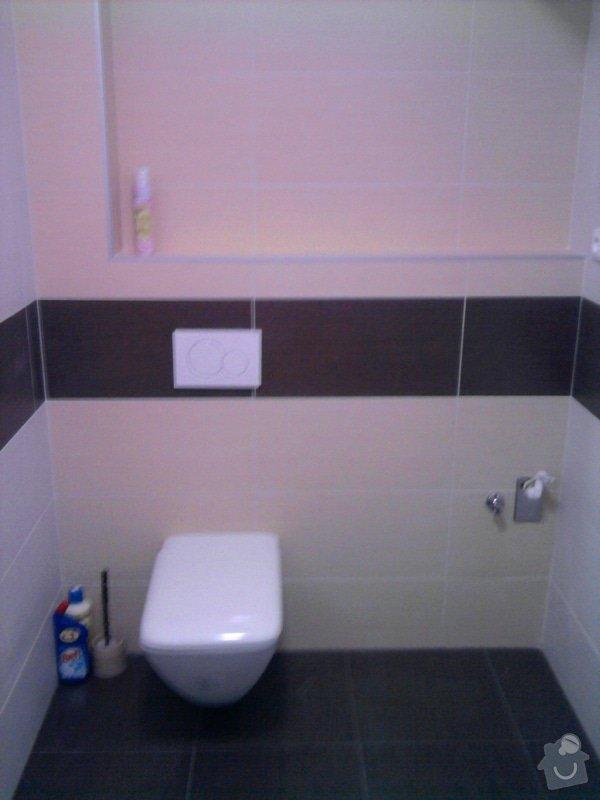 Rekonstrukce koupelny : Fotografie0555