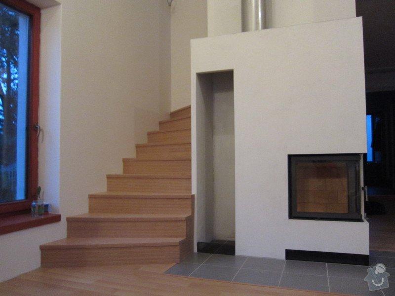 Dodávka a montáž zábradlí vnitřního schodiště: FotoSchodiste