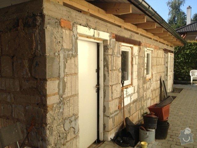 Zateplení dílny a podbití krovů: obrazek_1_