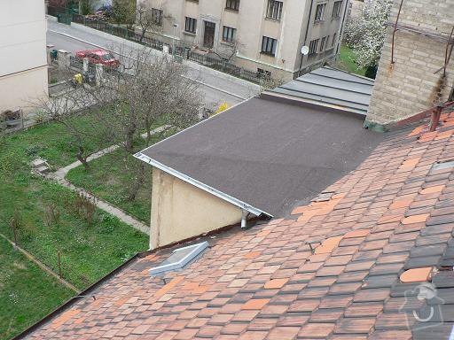 Výškové práce - oprava střechy: stavajici_stresni_okno