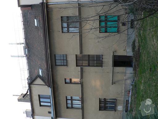 Výškové práce - oprava střechy: P1090136