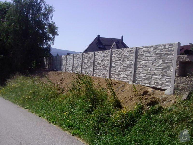Betonové oplocení Vimperk: betonove_oploceni_Vimperk