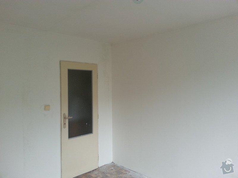 Štuky stěn a sádrokarotonové podhledy: 20130628_153134