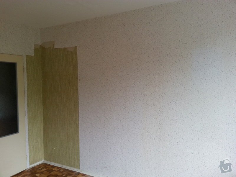 Štuky stěn a sádrokarotonové podhledy: 20130624_123626