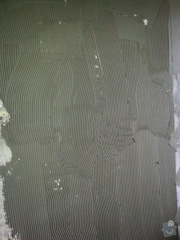 Štuky stěn a sádrokarotonové podhledy: 20130625_095355