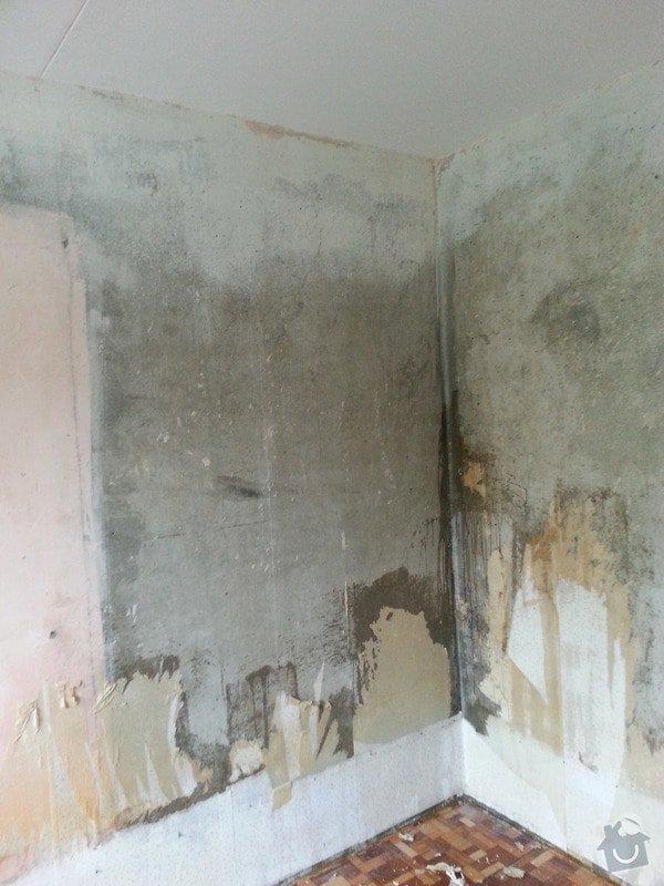 Štuky stěn a sádrokarotonové podhledy: 20130625_095419