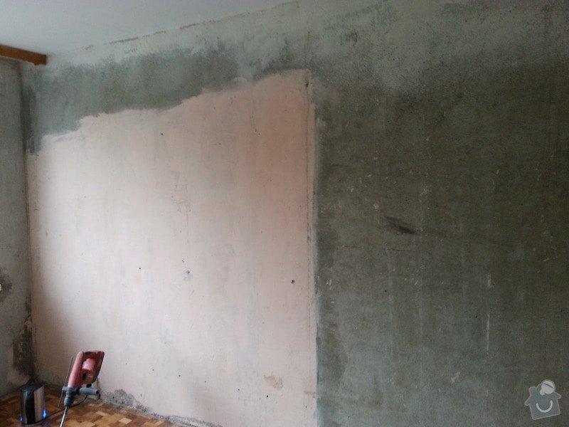 Štuky stěn a sádrokarotonové podhledy: 20130625_124518