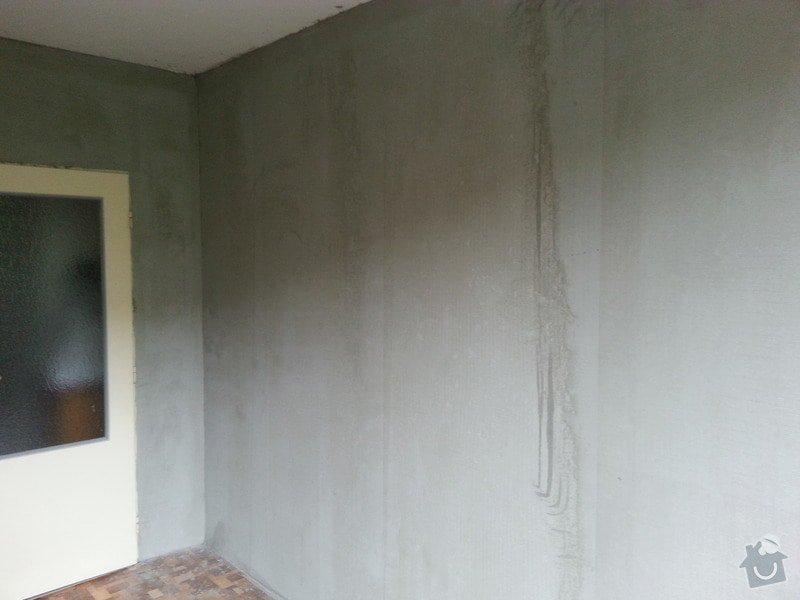 Štuky stěn a sádrokarotonové podhledy: 20130626_093350