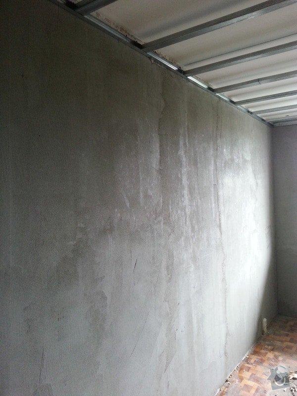 Štuky stěn a sádrokarotonové podhledy: 20130626_133821