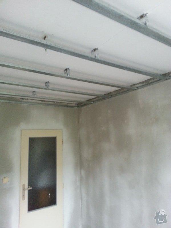 Štuky stěn a sádrokarotonové podhledy: 20130626_151121