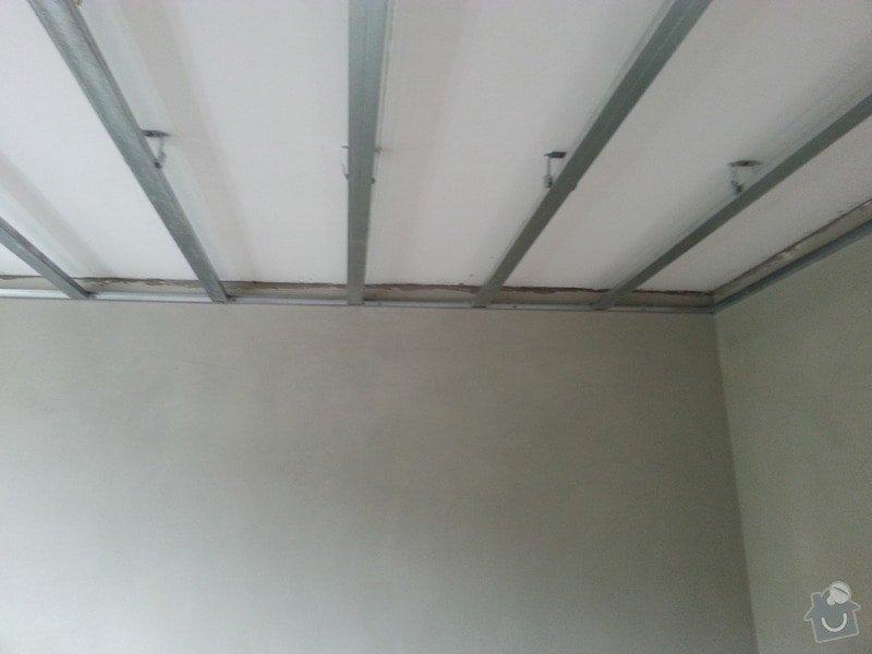 Štuky stěn a sádrokarotonové podhledy: 20130626_151143