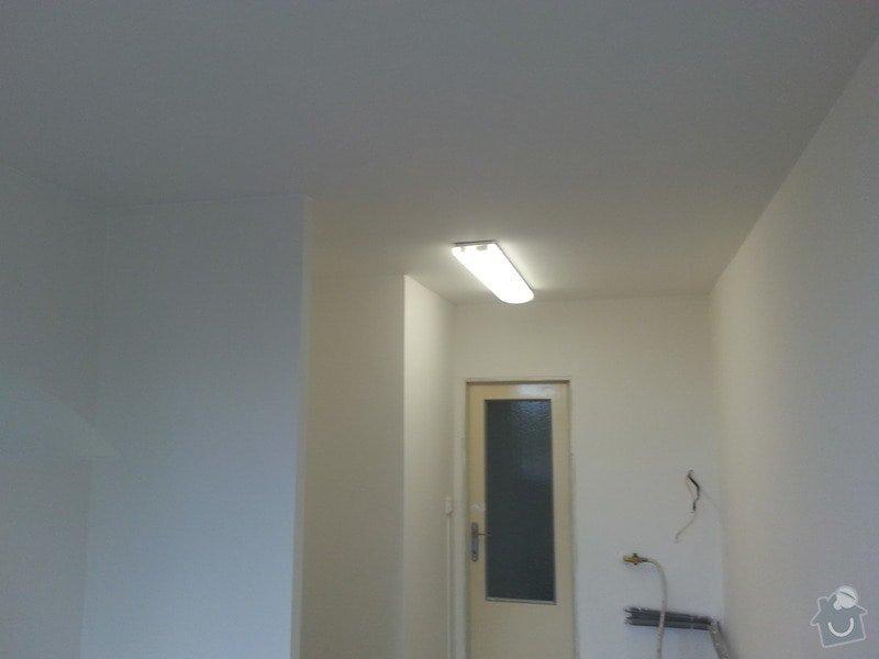 Štuky stěn a sádrokarotonové podhledy: 20130628_152448
