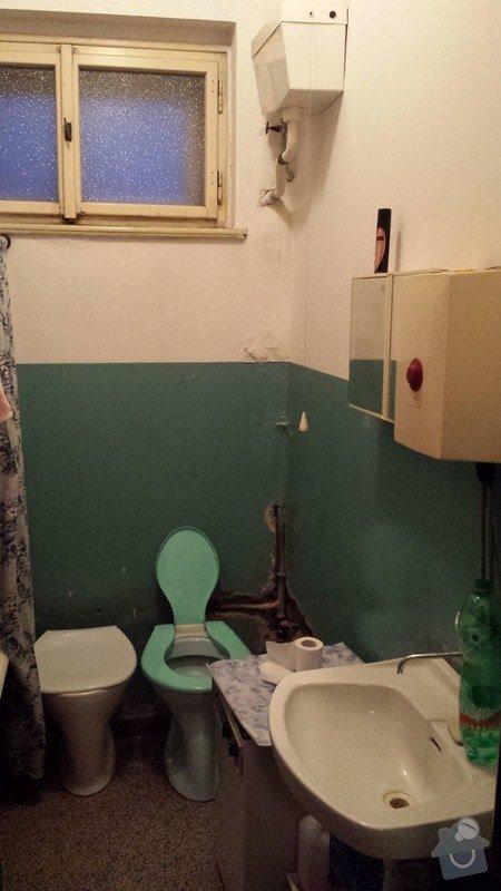 Rozvody elektriky, vody, plynu a topení ve 2+1: koupelna_s_WC