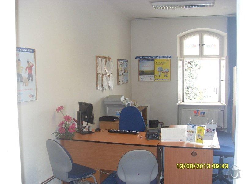 Malířské práce (2 pokoje): SDC10709