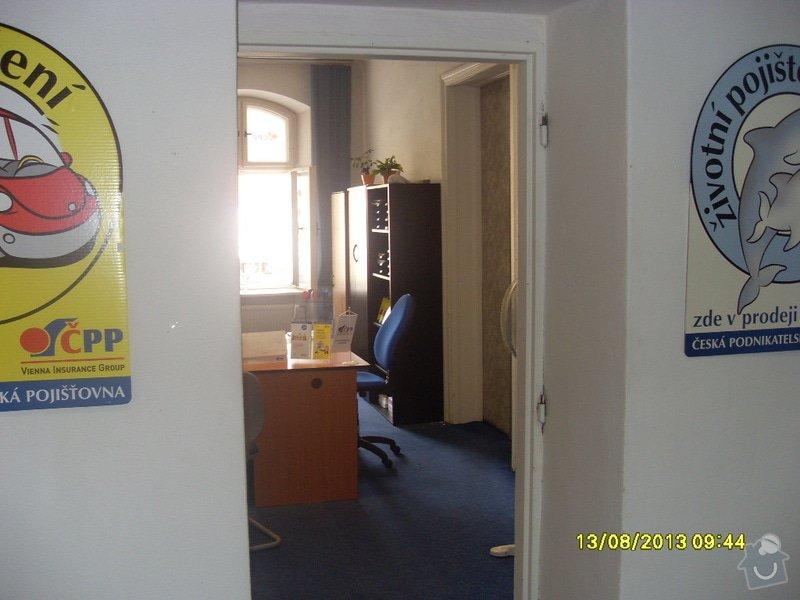 Malířské práce (2 pokoje): SDC10710
