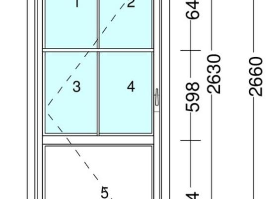 Rekostrukce oken