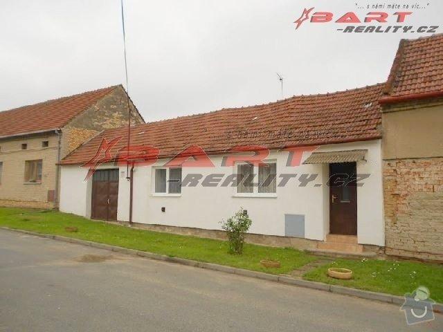 Rekonstrukce domu (podlahy, střecha): D1