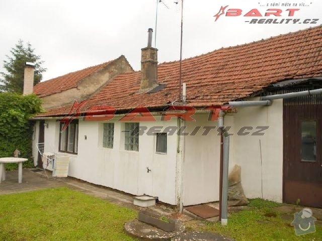 Rekonstrukce domu (podlahy, střecha): D2