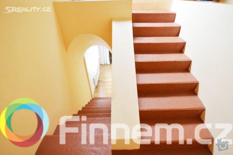 Obklad betonových schodů: barak15