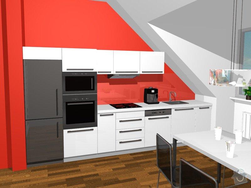 Návrh a realizace multifunkční místnosti: 1