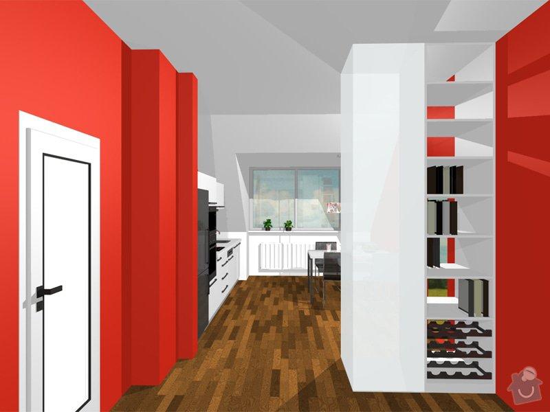 Návrh a realizace multifunkční místnosti: 9