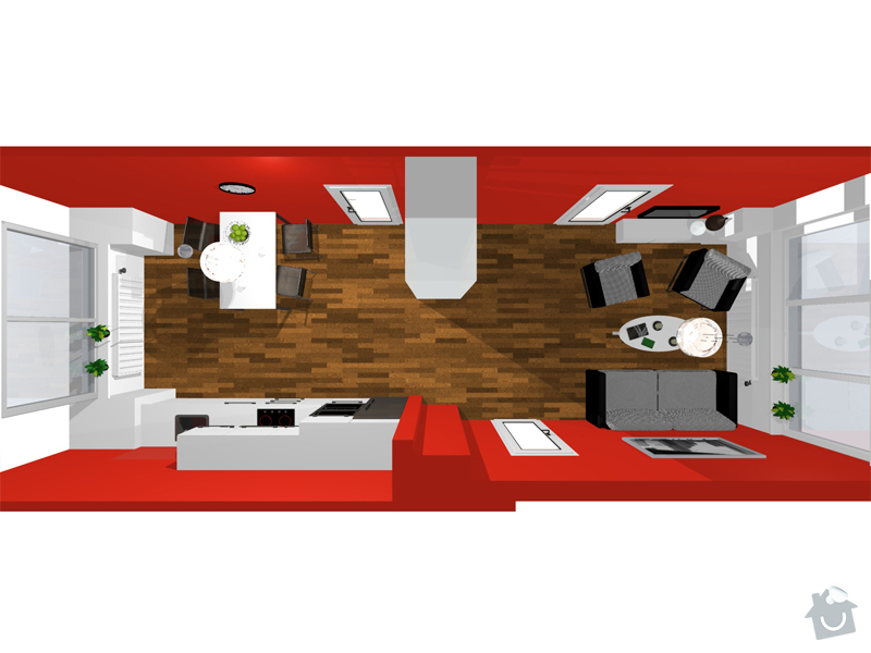 Návrh a realizace multifunkční místnosti: 11
