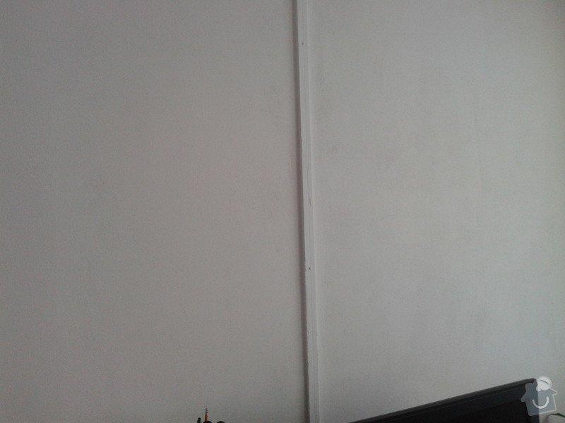 Nalepení tapety cca 10m2: 20130807_173630