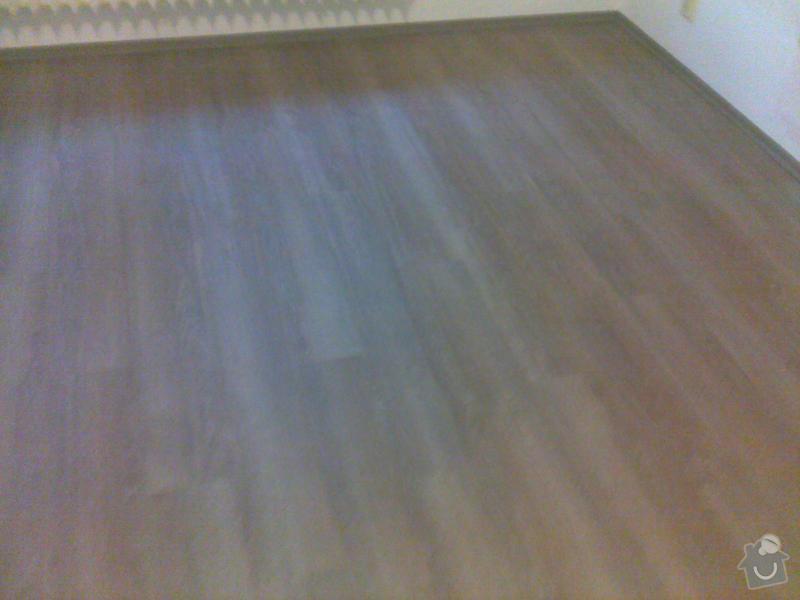 Vinylová podlaha do dětského pokoje: 14082013710