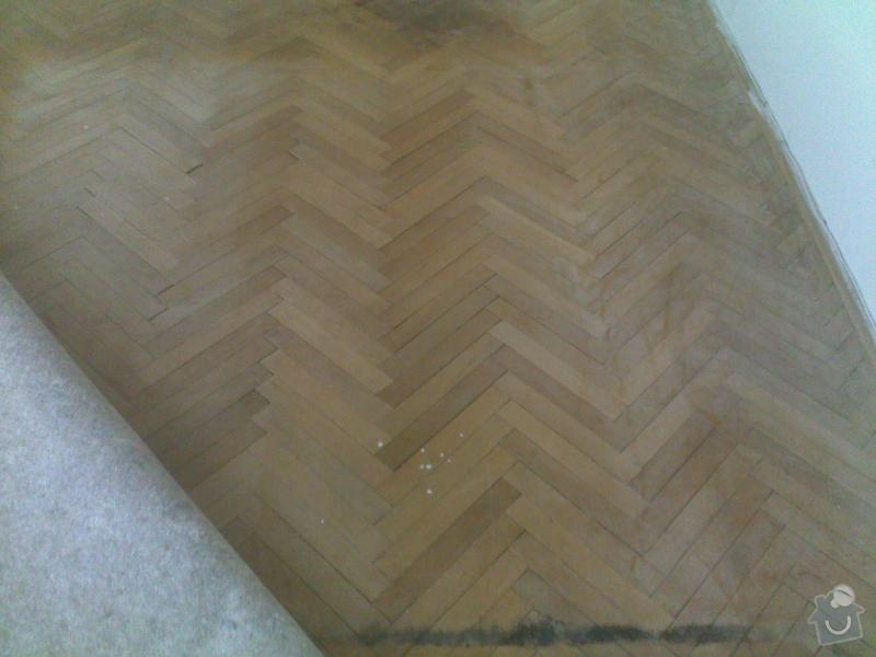 Rekonstrukce parketové podlahy: 11072013570
